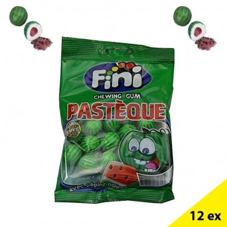 Sucette Booom Pop Vampire Gum et tâche langue super acide Fini
