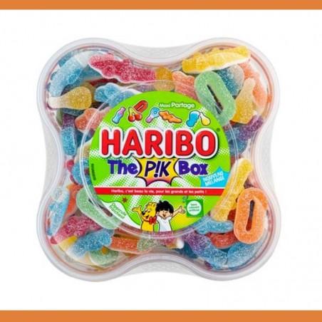 Panier de confiserie spécial Fête d'Halloween