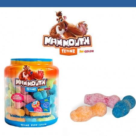 HOT DOG, bonbon gélifié emballé