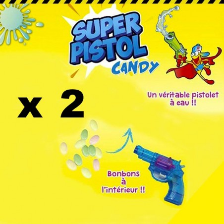 Tampon Reine des Neiges avec bonbons