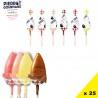 Rainbow Pik Haribo, bonbon haribo pik