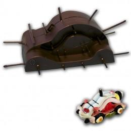 Pâte vanillée à la réglisse Lanière