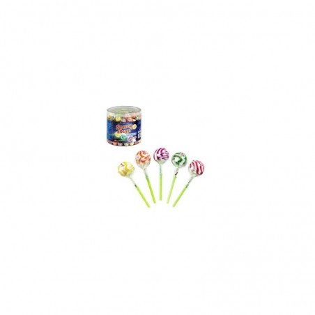 Sucettes Chupa Chups Glow in the Dark