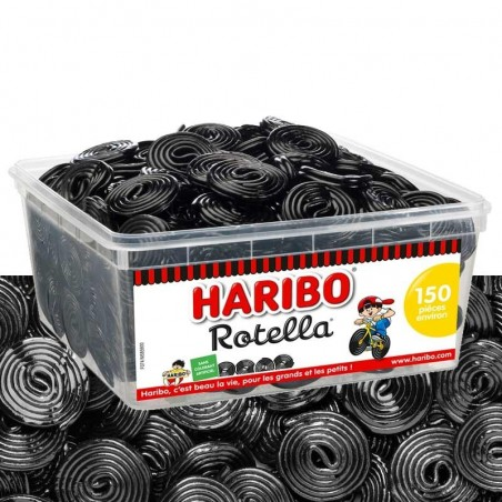 Mini Rainbow PIK Haribo