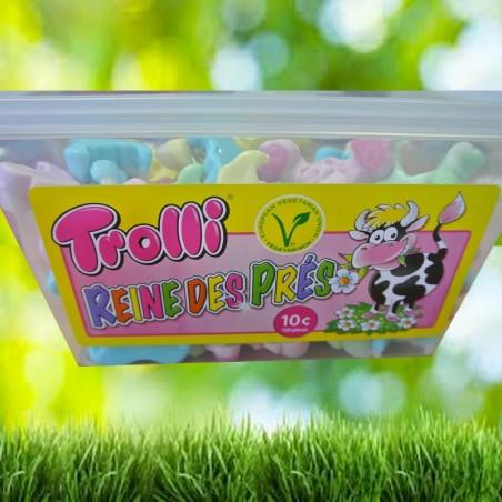 Pingouin Trolli, le bonbon Pingummi