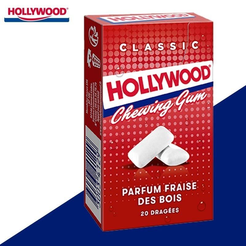 Tubble Gum color framboise, bubble gum ancine en tube