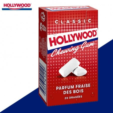 Tubble Gum color framboise, chewing gum en tube