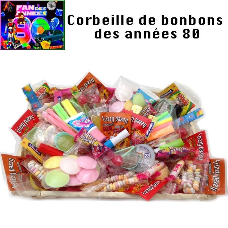 Croibleu, sachet de bonbon croibleu