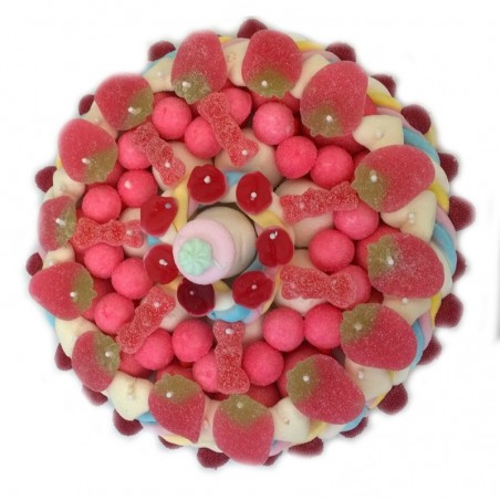Smarties, boite smarties, tube smarties