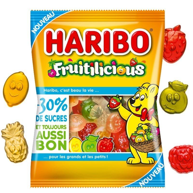 Haribo Zan, plaque de réglisse haribo