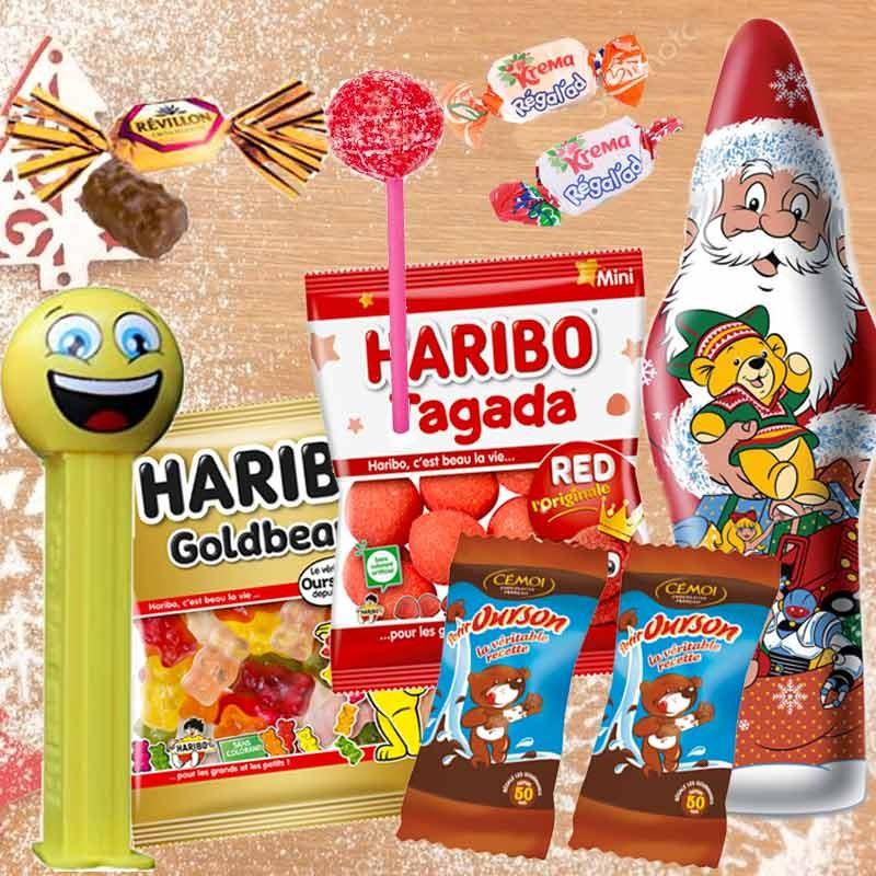 Fraise Tagada Haribo, sac vrac Tagada originale