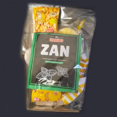 Corbeille Assortiment de Bonbons aux Fruits