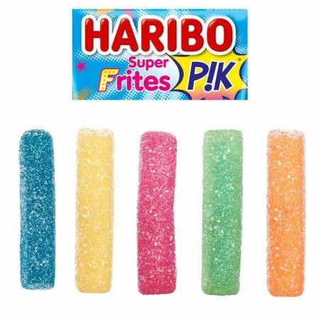 Bonbons Halloween Intervan, orange et noir, avec citrouille