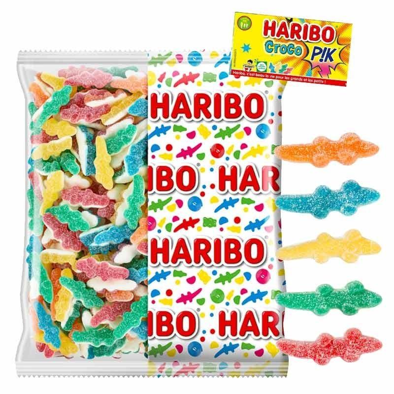 Haribo Zan, plaque de zan