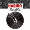 Roulette Fruit Haribo, bonbon gelifié en rouleau Haribo