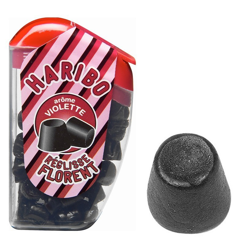 Tinours, l'ourson gelifie Haribo