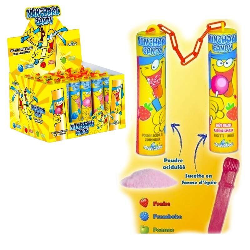 Oasis Haribo boite