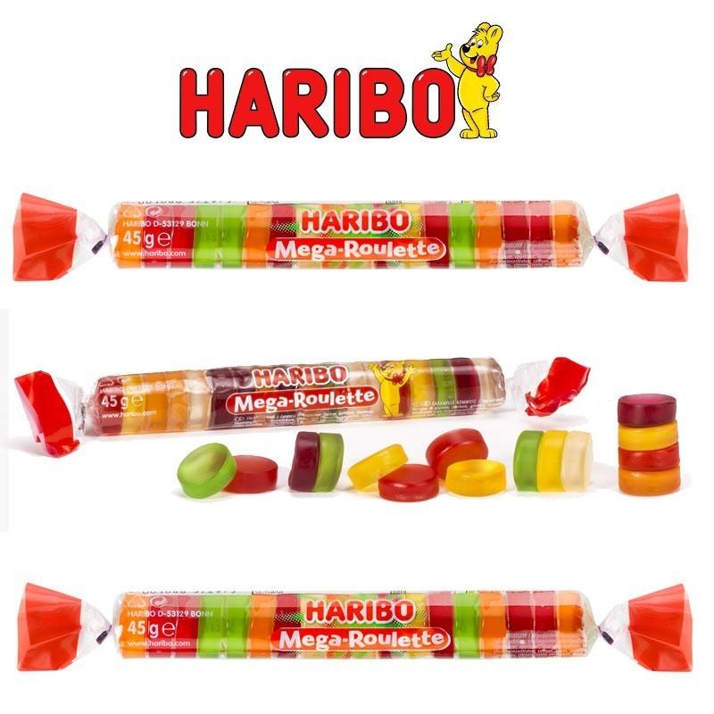 Maxi Tagada Pink Haribo, fraise tagada rose