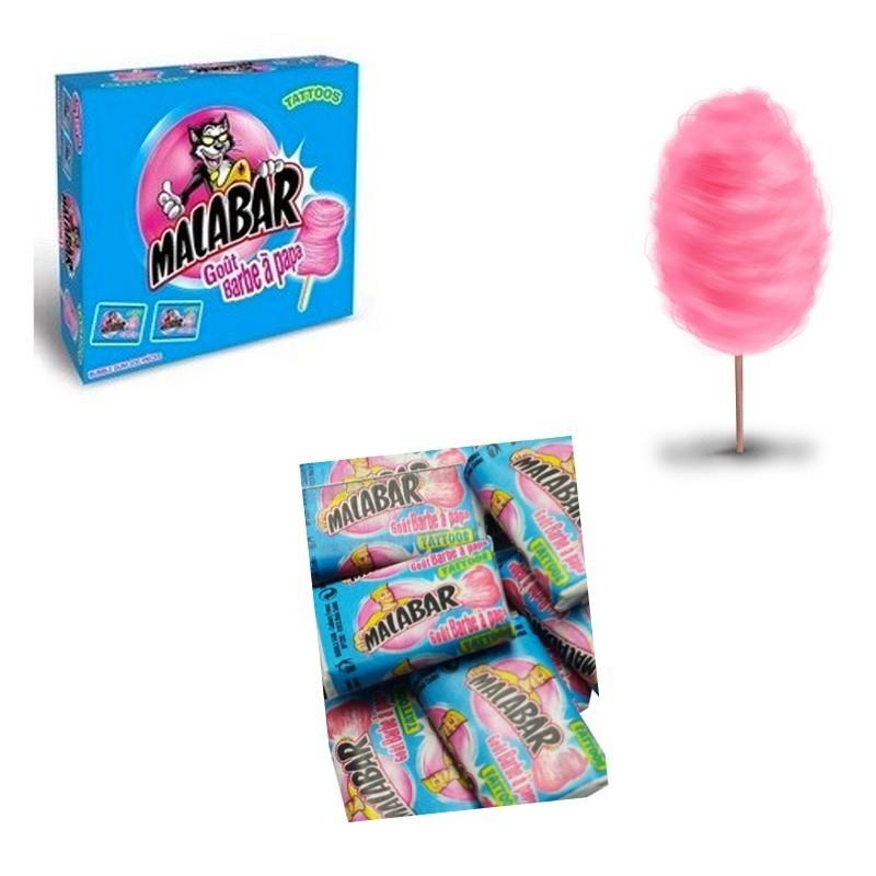 Roulette Fruit, le bonbon en rouleau Haribo